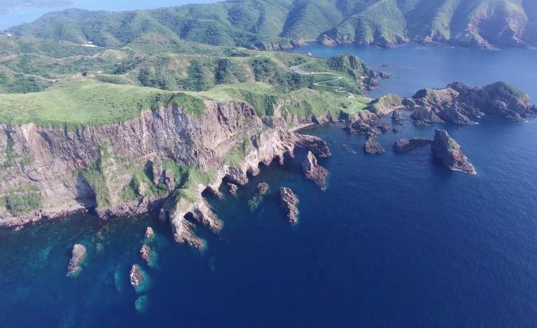 Aerial Kuniga Coast (2)