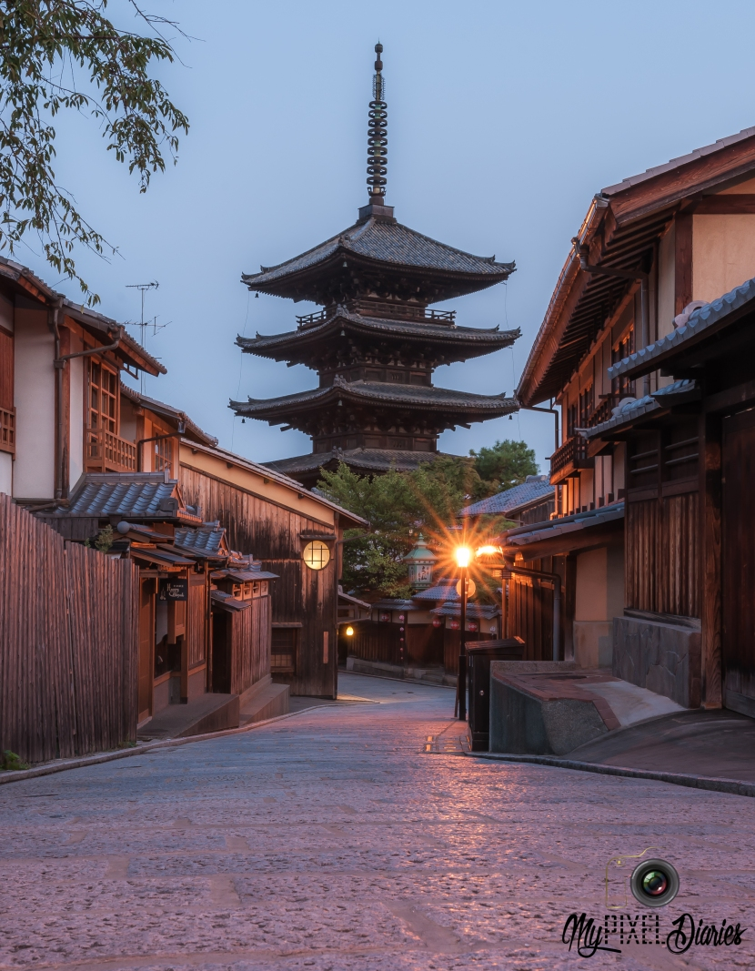 5 Favourite Photography Spots in Kyoto
